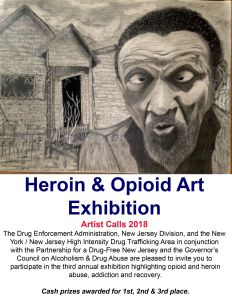 NJ Heroin & Opioid Art Exhibition