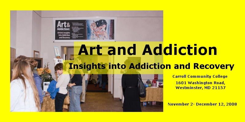 Image of Addiction and Art Show